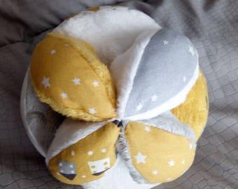 soft fleece montessorri ball