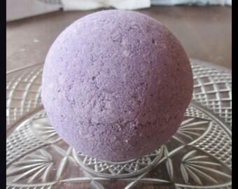 Lavender Rose Large Bath Bomb Fizzy