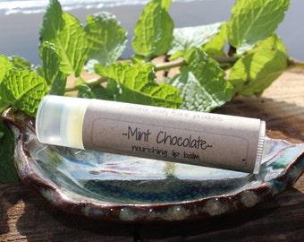 Nourishing Natural Lip Balms