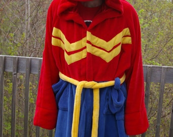 Wonder Woman bathrobe (child)