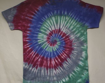 Adult M Tie Dye Shirt
