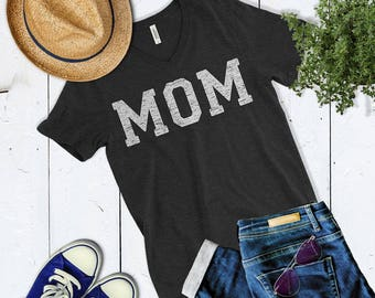 Mom Shirt. Mom of One shirt. Mother's Day Gift For Mom. Mom Life shirt. Pregnancy Announcement Shirt. New Mom Gift. Gift For New Mom.