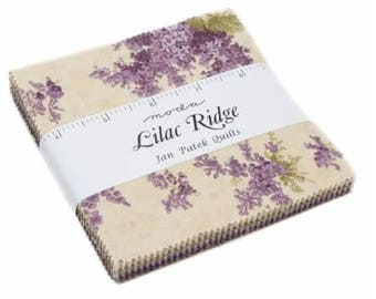 Lilac Ridge Charm Pack - 2210PP