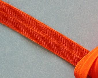 orange elastic band
