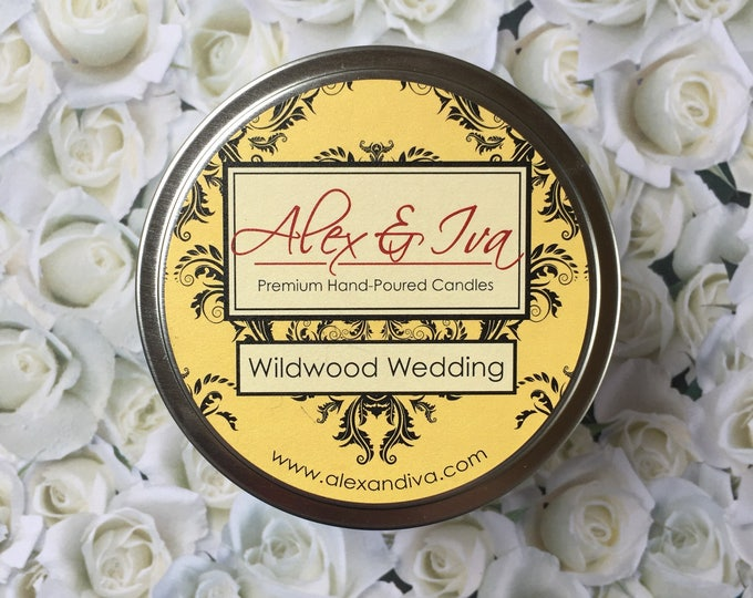 Wildwood Wedding - 8 oz tin