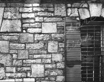 Distillery - Soft Black and White