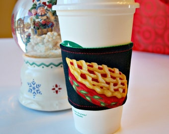 Coffee Cozy, Cup Cozies, Kitchen and Dining, Drink and Barware, Drinkware Cozies, Housewares Cozy, Home and Living, Covers and Cozies