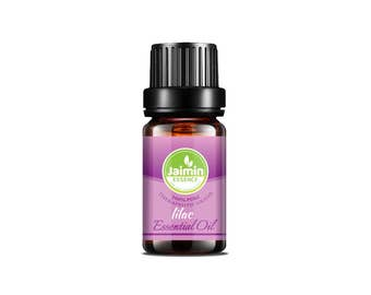 Lilac Fragrance Oil - Jaimin Essence - Aromatherapy Oil - Therapeutic Grade -