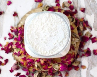 Rose Goats Milk Bath - Rose Bath Milk - Rose Bath Soak - Goats Milk Bath Soak - Rose Milk Bath - Anniversary Gift - Gifts for Her