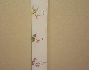 Dr. Seuss Growth Chart