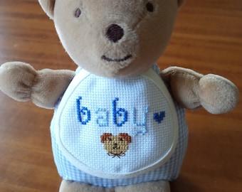 Plush Teddy Bear DMC