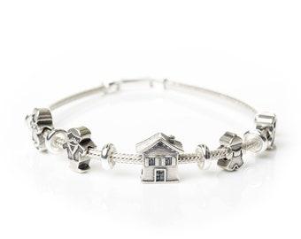 My World Charm Bracelet