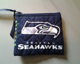 Seattle Seahawks- Coin Purse - CP119