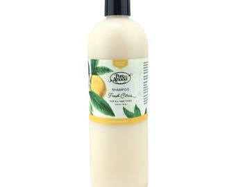 Shampoo - Fresh Citrus