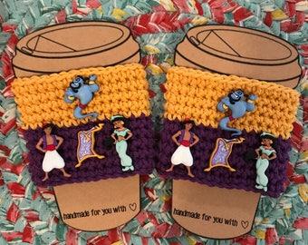 Aladdin Coffee Cup Cozy