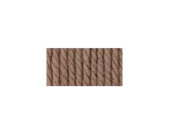 Bernat Softee Chunky Yarn - Soft Taup