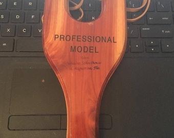 Wood Sling Shot- Professional Model: Oldest Wooden Schoolhouse St Augstine FL