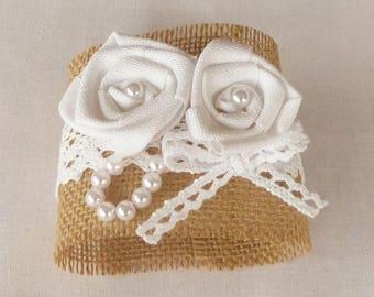 Creative Kit for napkin rings in set of 12