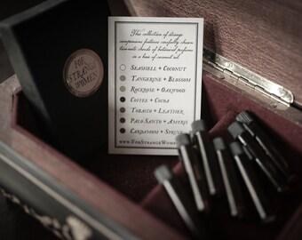 Strange Companion Blends™ - Perfume Sampler - For Strange Women - Gift Set