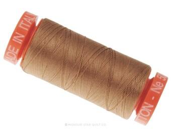 MK50 2340 - Aurifil Cafe' au Lait Cotton Thread