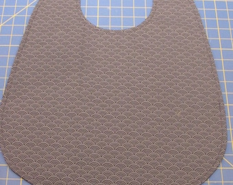 Small Adult Clothing  Protector  Bib # 516
