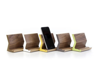 Tablet + Phone Stands