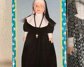 """16"""" Nun Doll"""