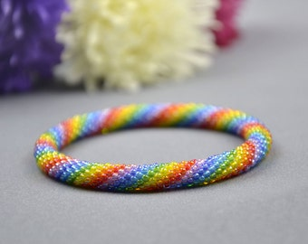 bracelet photo peace bracelets on com image colorful color favim