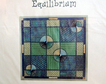 Equilibrium Impressionist Collection By Laura J. Perin Designs Needlepoint Pattern Packet 2004