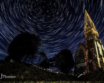Millport Star Trail