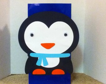 Cute Penguin Goody Bag