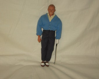 vintage 1990s hasbro 12 inch arnold palmer action figure