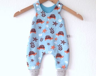 Baby Bio Romper Jumpsuit Gr. 50/56