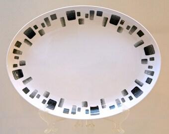 DOUBLE PHOENIX Iron Stone Platter