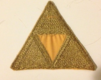Triforce legend of zelda patch