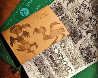 Last Sabbat of the Great Auks (comic/zine)