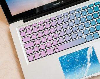 Macbook Keyboard Sticker Macbook keyboard decal Macbook Decal Keyboard Sticker Macbok Air Pro Retina Macbook Air Decal # Pastel Soda