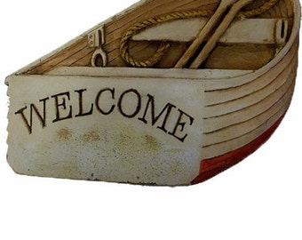 Row Out the Welcome