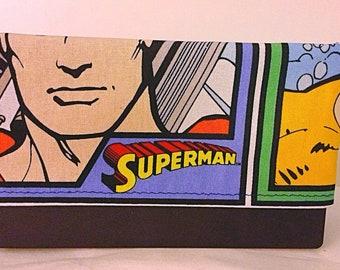 Nintendo dock sock superman