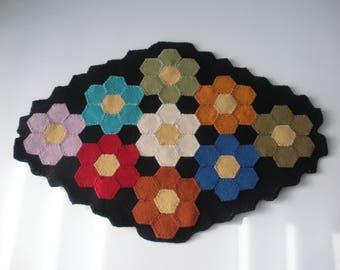 Hexagon Candle Mat