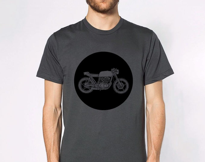 KillerBeeMoto: Limited Release Cafe Racer Motorcycle Short & Long Sleeve Motorcycle Shirts
