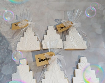 75pc favours, gift Cookies/biscuits  wedding favours