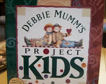 "Debbie Mumm's ""Project Kids"" Quilt Book"