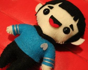 Made to Order - Spock - Star Trek Plush - Trekkie
