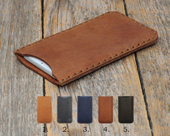 Fairphone 2 Case Pouch. Handmade Cover Genuine Real Cow Leather Shell Sleeve Rough Vintage Style Custom Sizes