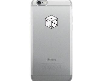 Vintage Tattoo Cube iPhone Case - iPhone 6, 6s, 6 Plus, 6 s Plus, 7, 7 Plus, 8, 8 Plus, X