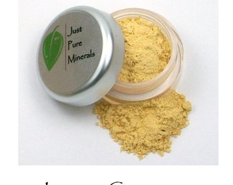 Lemon Vegan Corrector- 100% Cruelty Free - 6g Product in a 20g Sifter Jar