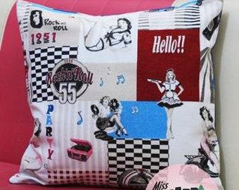1955 Retro Cushion