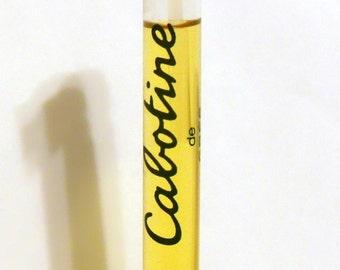 Vintage 1990s Cabotine de Gres 0.067 oz Eau de Toilette Splash Sample Vial PERFUME
