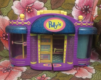 Vintage Polly pocket dress shop 1999 mattel